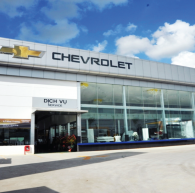 SHOWROOM Ô TÔ CHEVROLET VIỆT LONG